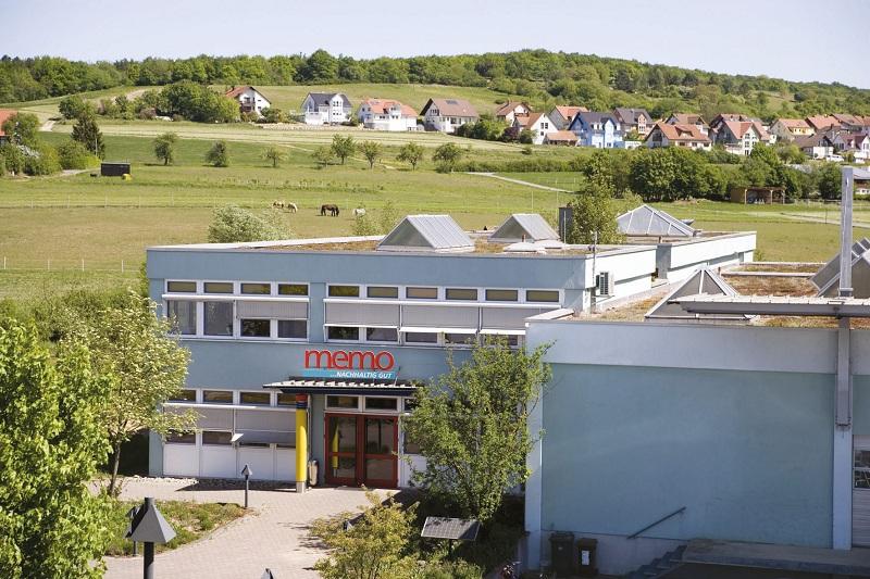 memo Firmengebäude