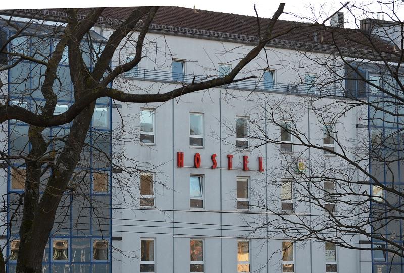 Hostel Babelfish Würzburg