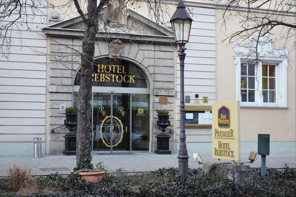 Hotel Rebstock in Würzburg