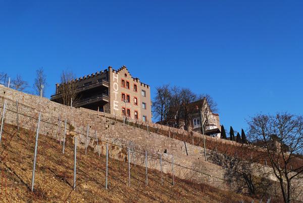 Hotel Steinburg in Würzburg