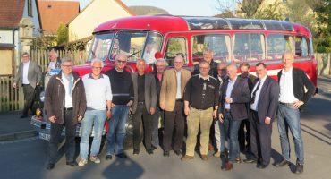 Mitglieder des Lions Clubs Würzburg