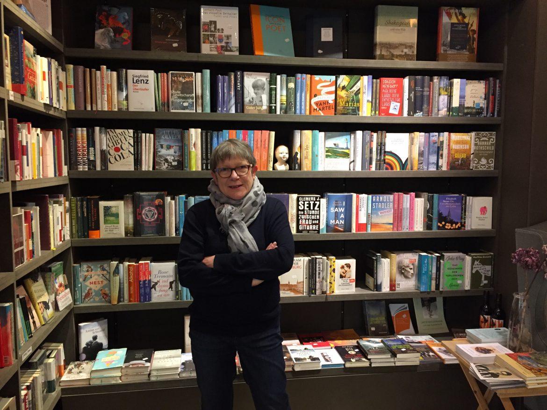 Buchhändlerin Rottmann