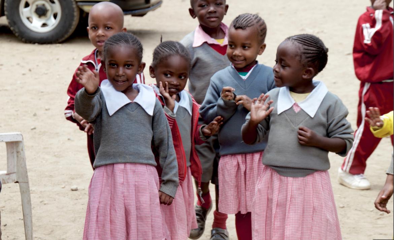 Nach dem Bachelor legen viele Studierende ein Gap Year ein - zum Beispiel bei einem Freiwilligendienst in Afrika. Foto: Sebastian Schug.