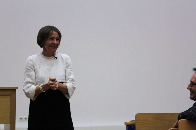 Bettina Volkens zu Gast in Würzburg