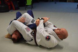 Christoph Sauer studiert Wirtschaftswissenschaften in Würzburg und arbeitet nebenbei als Trainer im Brazilian Jiu-Jitsu. Bild: Sebastian Böning