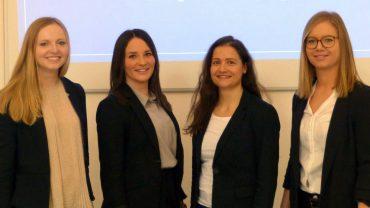 Doktorandinnen der WiWi-Fakultät