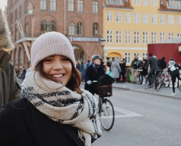 Melisa hat ein Semester in Dänemark studiert. Foto: Melisa Coric.