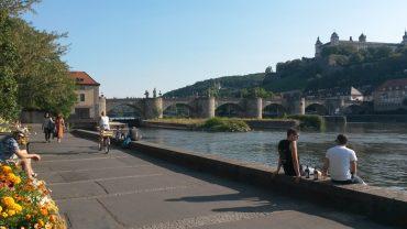 Würzburg eilt der Ruf der Studentenstadt voraus - zurecht? Foto: Cyndia Rieper